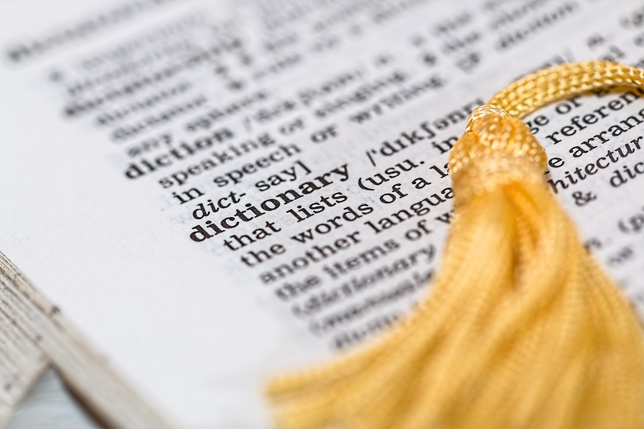 単語は英英辞書を使おう