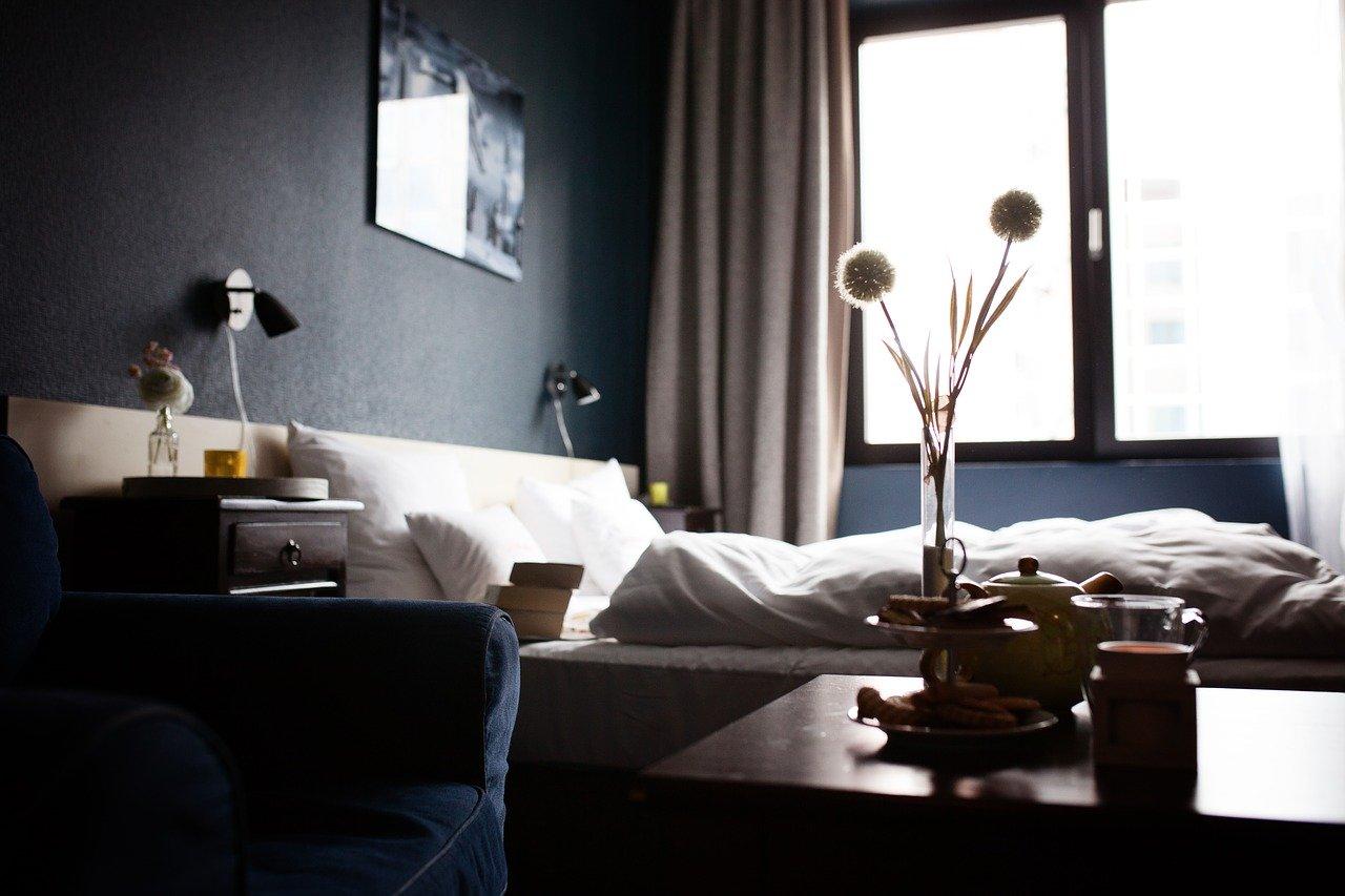 格安賃貸でホテルに住む